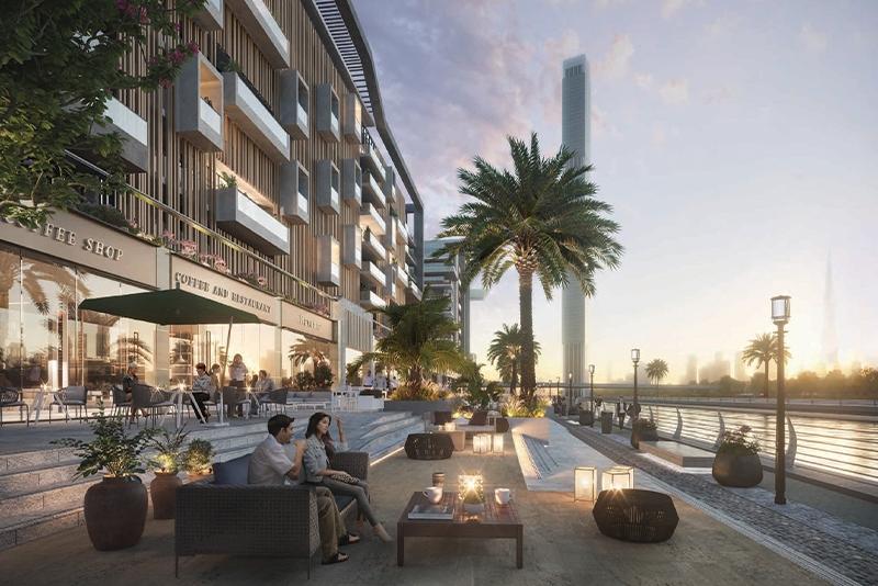 Studio Apartment For Sale in  AZIZI Riviera 19,  Meydan City   11