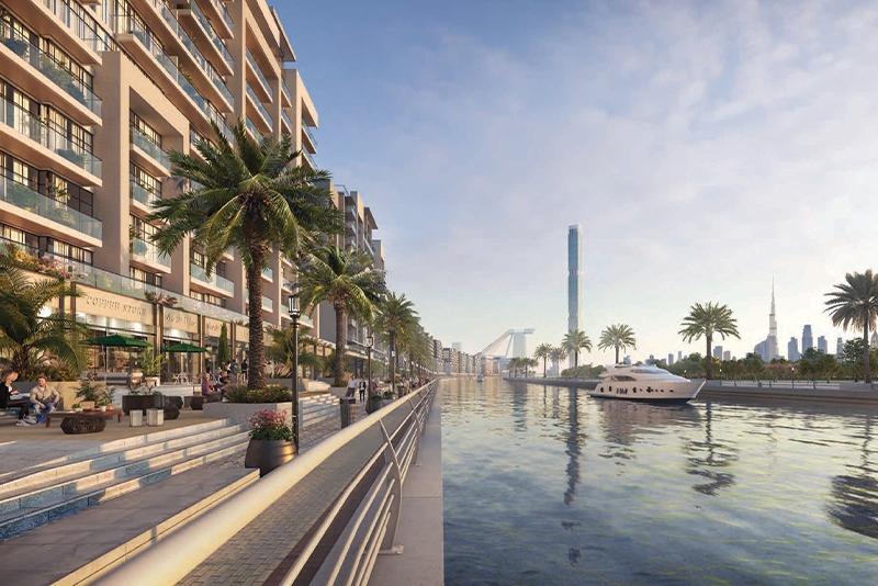 Studio Apartment For Sale in  AZIZI Riviera 19,  Meydan City   8