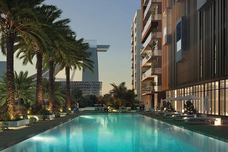 Studio Apartment For Sale in  AZIZI Riviera 19,  Meydan City   7
