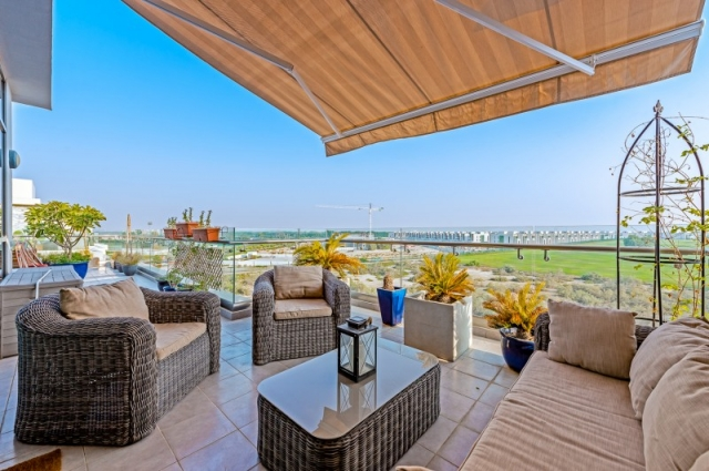 Polo Residences, Meydan City