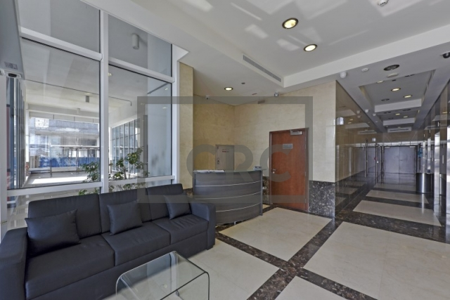 office for rent in business bay, oxford tower | 1