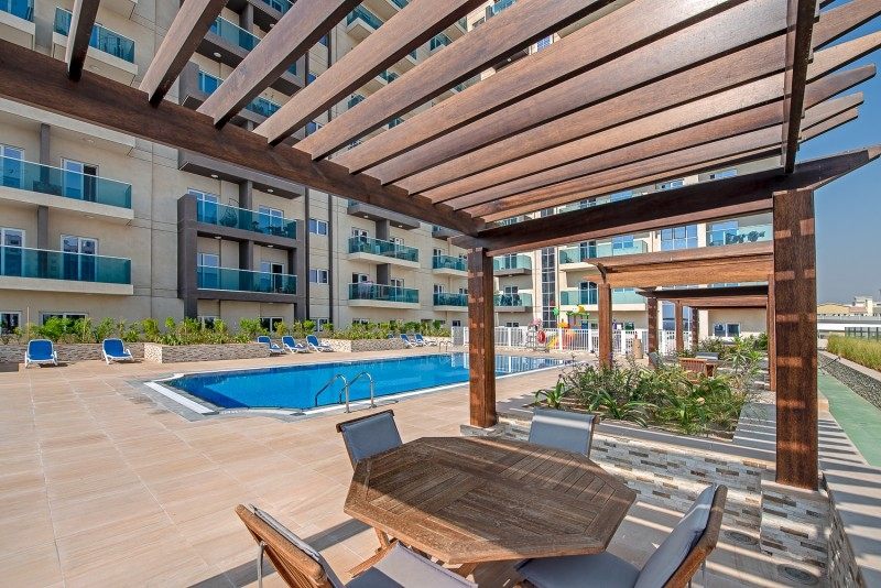 4 Bedroom Penthouse For Sale in  Victoria Residency,  Al Furjan | 8