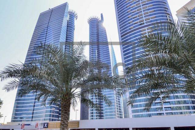 semi-furnished office for sale in jumeirah lake towers, jumeirah bay x2 | 5