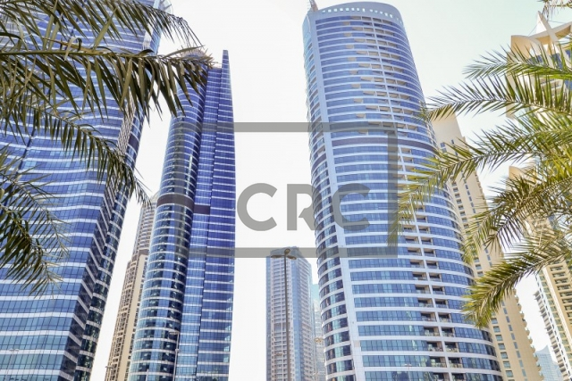 semi-furnished office for sale in jumeirah lake towers, jumeirah bay x2 | 6