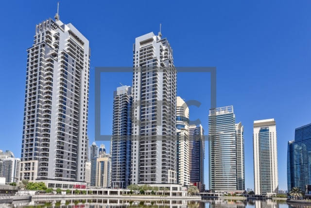 semi-furnished office for sale in jumeirah lake towers, jumeirah bay x2 | 7