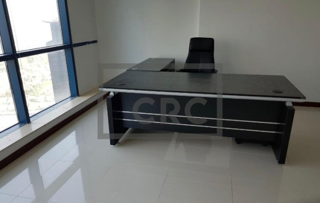 semi-furnished office for sale in jumeirah lake towers, jumeirah bay x2 | 3