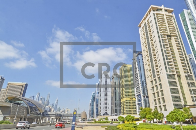 semi-furnished office for sale in jumeirah lake towers, jumeirah bay x2 | 8