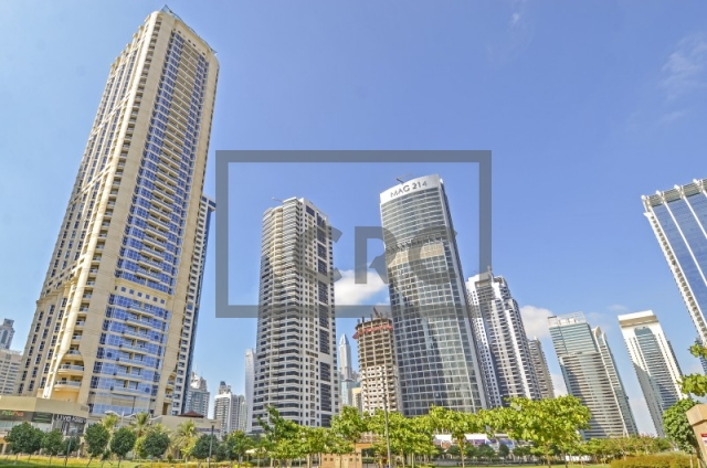 semi-furnished office for sale in jumeirah lake towers, jumeirah bay x2 | 10