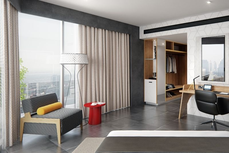Sky Bay Hotel, Business Bay