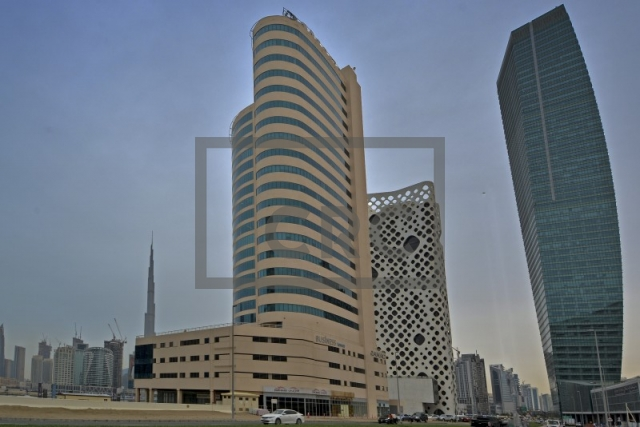 office for sale in business bay, business tower | 8