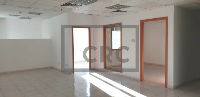 1,388 sq.ft. Office in Dubai Healthcare City, Building 25 for AED 166,560