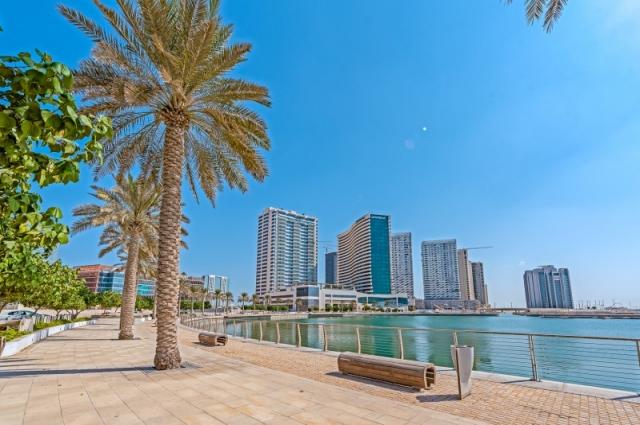 Najmat Abu Dhabi, Al Reem Island