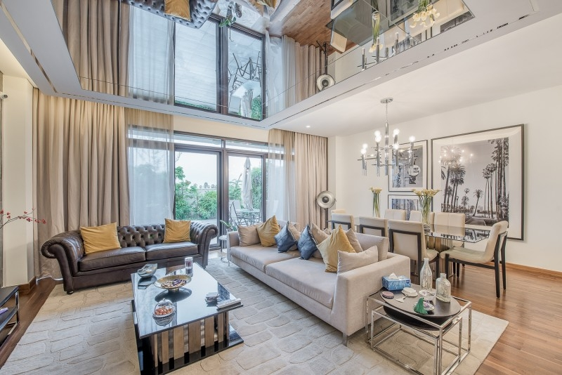 3 Bedroom Townhouse For Sale in  Picadilly Green,  DAMAC Hills (Akoya by DAMAC)   2