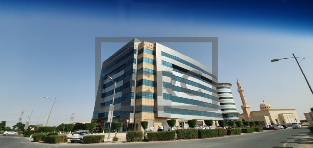 semi-furnished office for rent in dubai investment park, dubai investment park 1 | 3