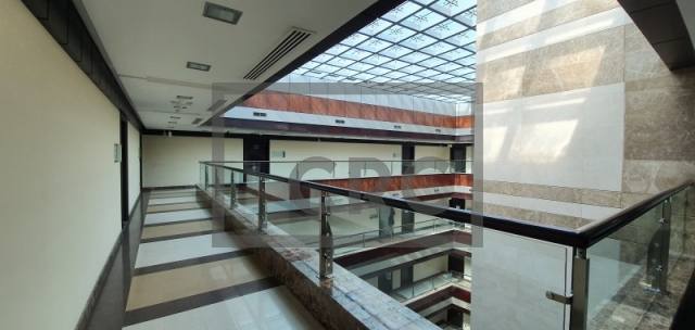 semi-furnished office for rent in dubai investment park, dubai investment park 1 | 2