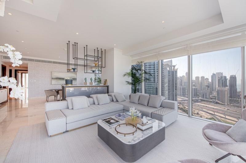 The Residences, Jumeirah Lake Towers