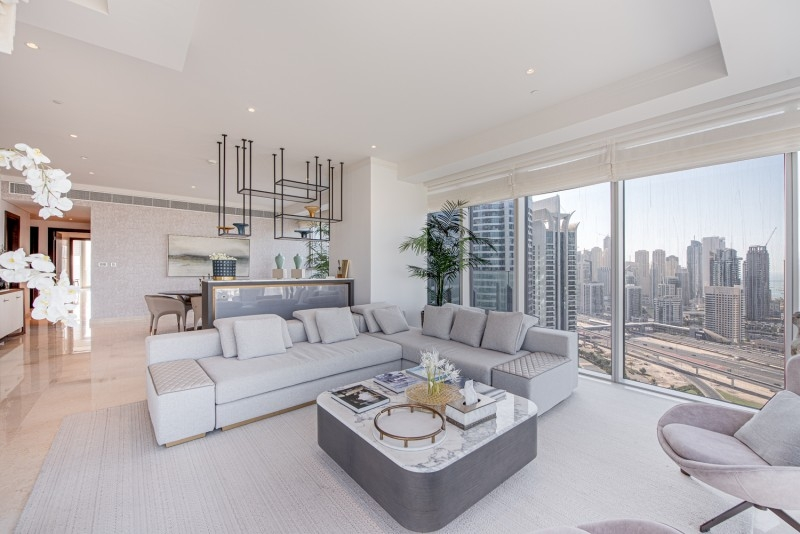 3 Bedroom Apartment For Sale in  The Residences,  Jumeirah Lake Towers | 1
