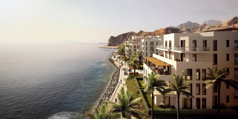2 Bedroom Apartment For Sale in  The Address Fujairah Resort + Spa,  Sharm | 1