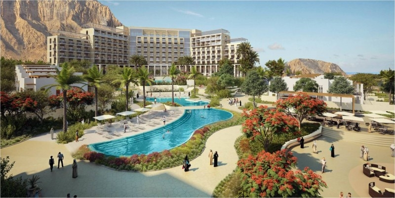 2 Bedroom Apartment For Sale in  The Address Fujairah Resort + Spa,  Sharm | 5