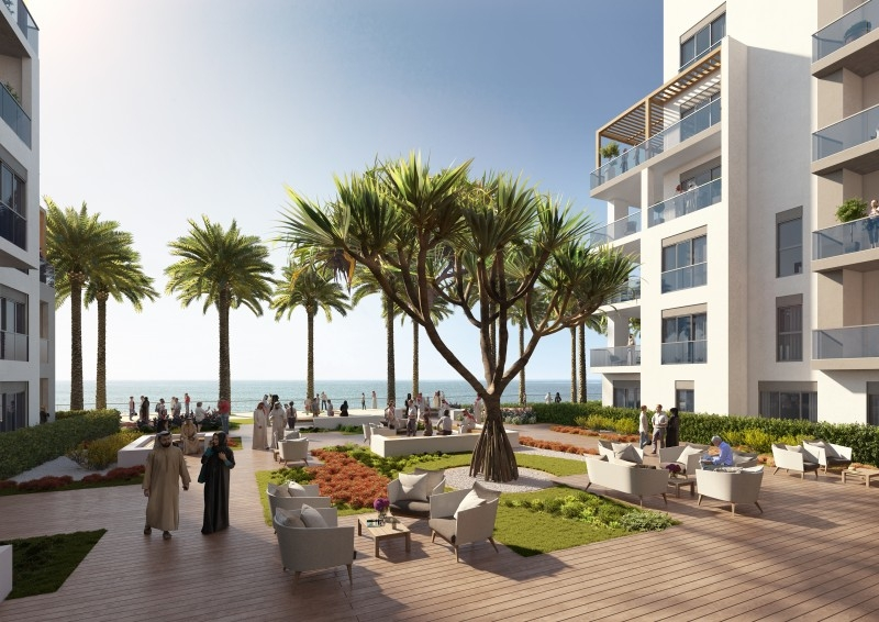 2 Bedroom Apartment For Sale in  The Address Fujairah Resort + Spa,  Sharm | 9