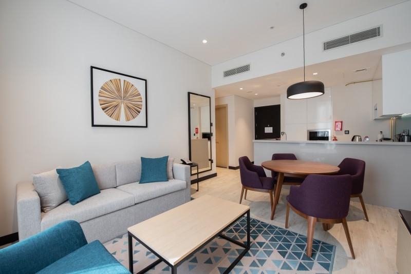 Studio Hotel Apartment For Rent in  Millenium Al Barsha,  Al Barsha   2