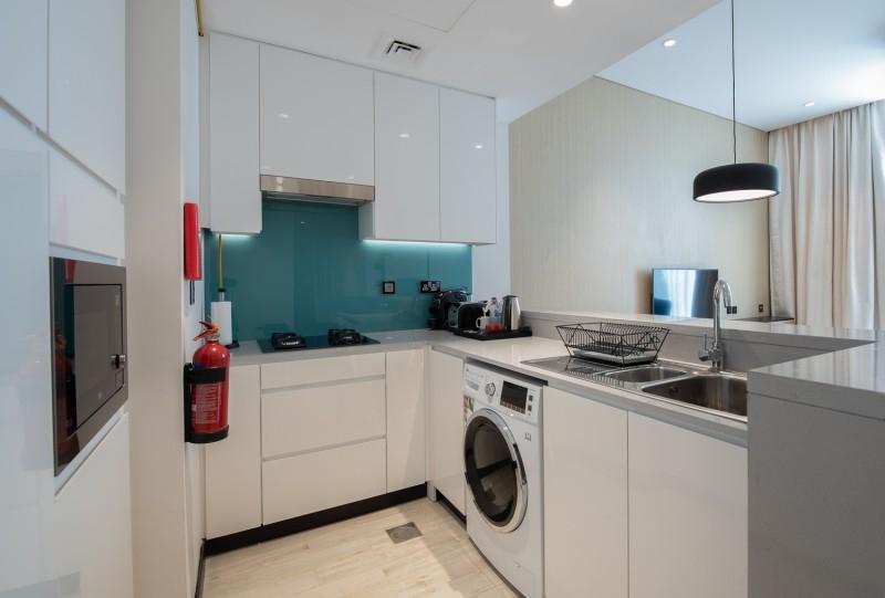 Studio Hotel Apartment For Rent in  Millenium Al Barsha,  Al Barsha   1
