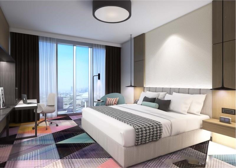 Studio Hotel Apartment For Rent in  Millenium Al Barsha,  Al Barsha   11