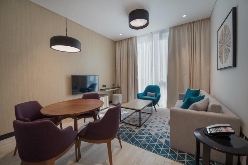 Studio Hotel Apartment For Rent in  Millenium Al Barsha,  Al Barsha   4