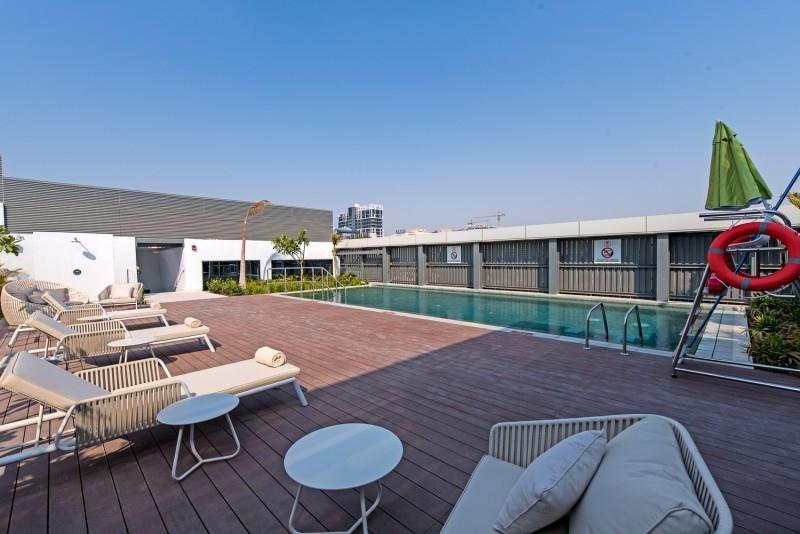 Studio Hotel Apartment For Rent in  Millenium Al Barsha,  Al Barsha   8