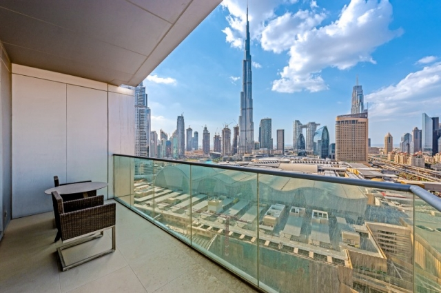 The Address Residence Fountain Views 1, Downtown Dubai