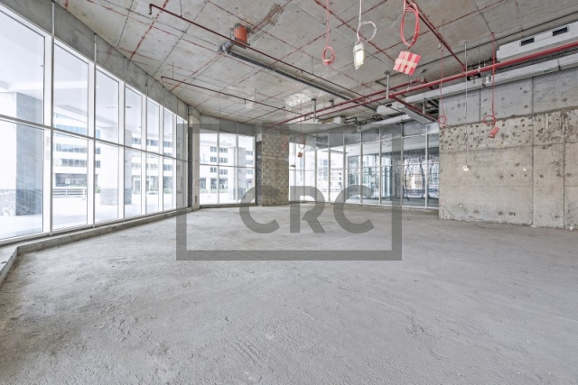 4,087 sq.ft. Retail in Business Bay, Westburry Tower 1 for AED 612,978