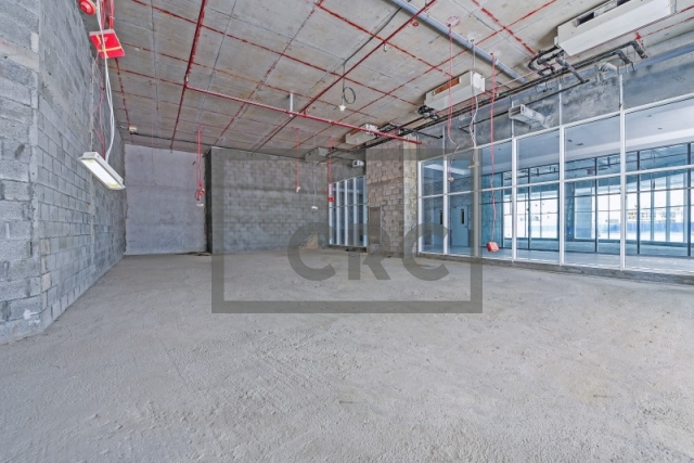 1,841 sq.ft. Retail in Business Bay, Westburry Tower 1 for AED 276,078