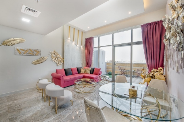 Crystal Residence, Jumeirah Village Circle