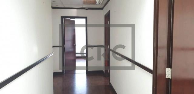 1,070 sq.ft. Office in Bur Dubai, Khalid Bin Waleed Street for AED 85,600