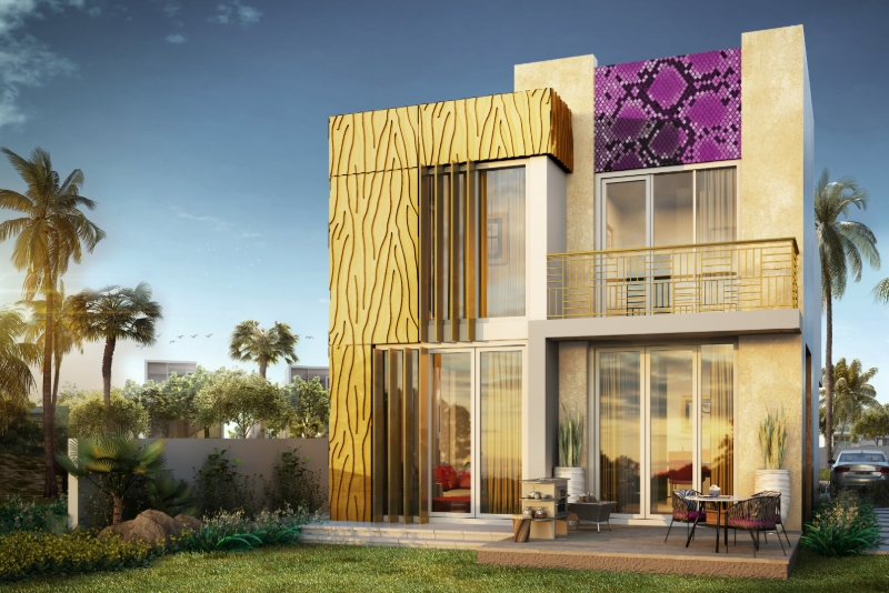 3 Bedroom Villa For Sale in  Aquilegia,  The Roots Akoya Oxygen   4