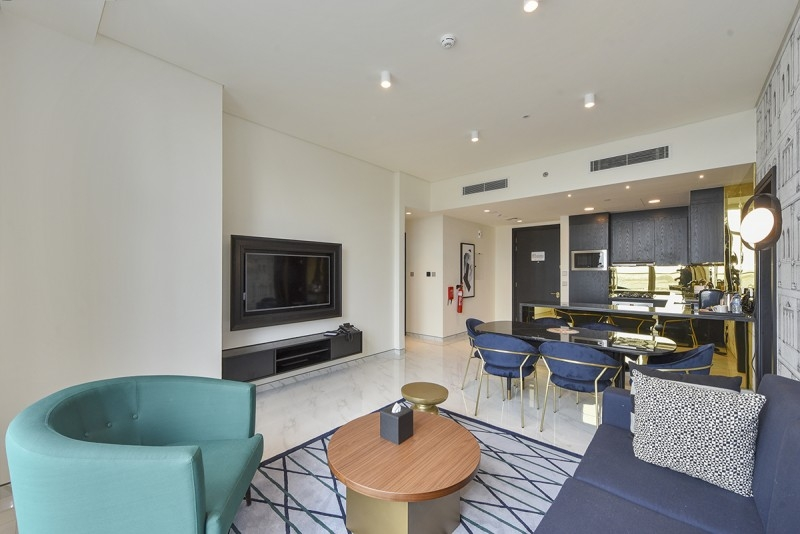 2 Bedroom Hotel Apartment For Rent in  The Atria,  Business Bay | 5
