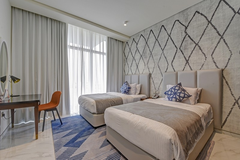2 Bedroom Hotel Apartment For Rent in  The Atria,  Business Bay | 4