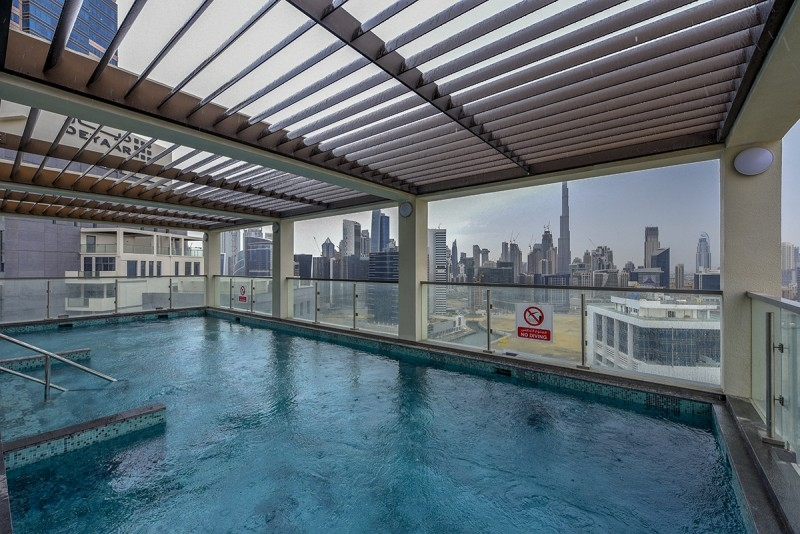 2 Bedroom Hotel Apartment For Rent in  The Atria,  Business Bay | 13