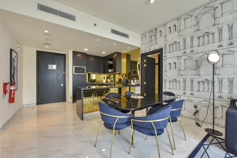 2 Bedroom Hotel Apartment For Rent in  The Atria,  Business Bay | 10