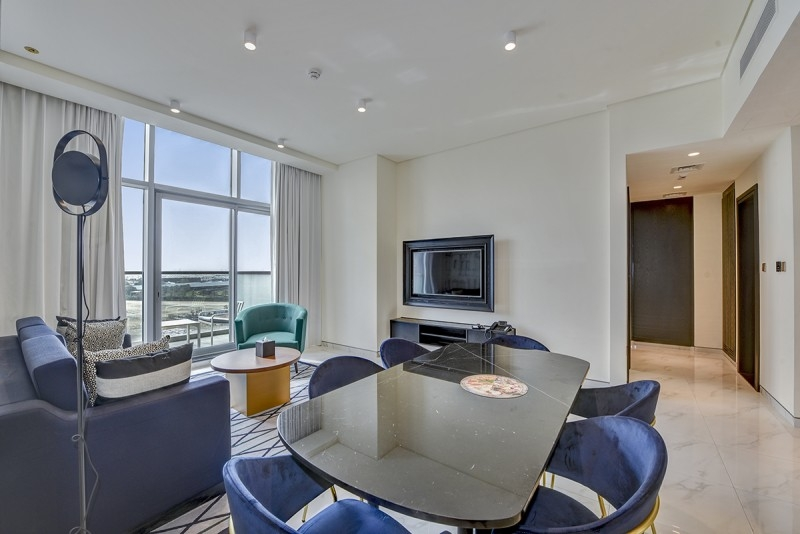 2 Bedroom Hotel Apartment For Rent in  The Atria,  Business Bay | 1