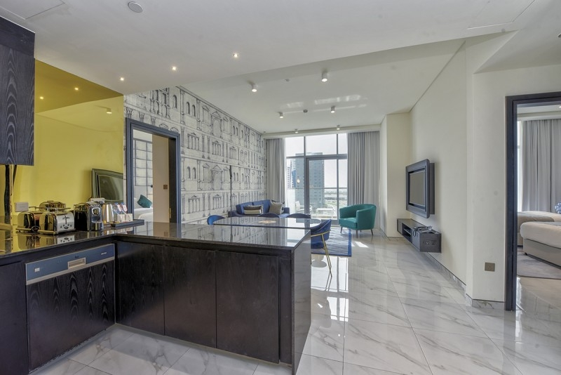 2 Bedroom Hotel Apartment For Rent in  The Atria,  Business Bay | 0