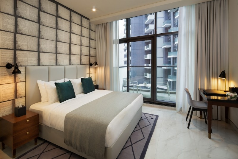 2 Bedroom Hotel Apartment For Rent in  The Atria,  Business Bay | 3