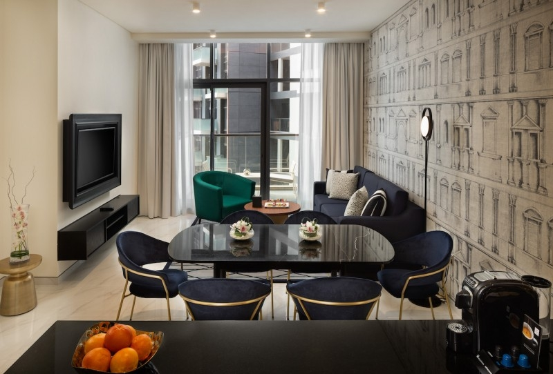2 Bedroom Hotel Apartment For Rent in  The Atria,  Business Bay | 16