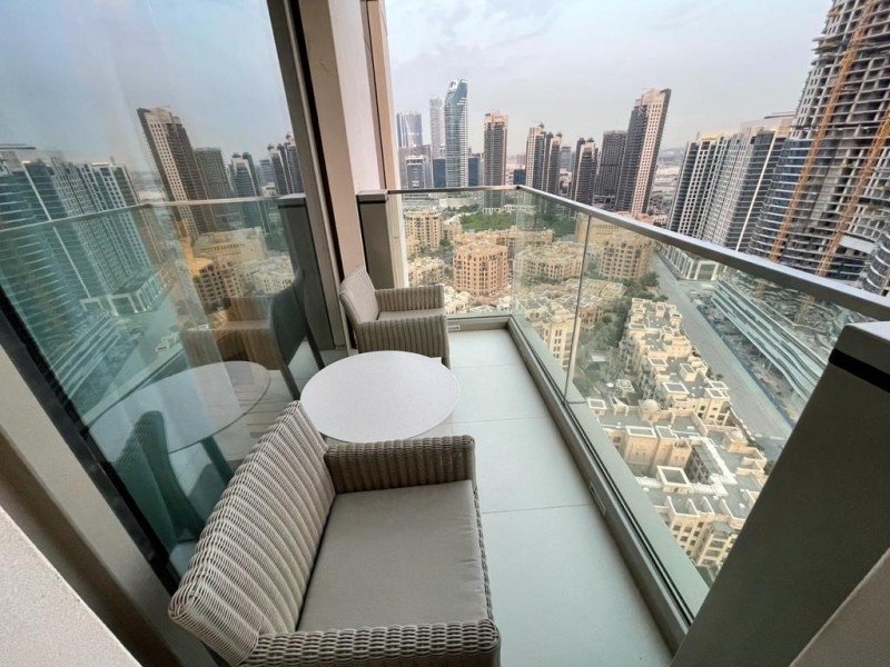 1 Bedroom Apartment For Rent in  Vida Residence Downtown,  Downtown Dubai   13