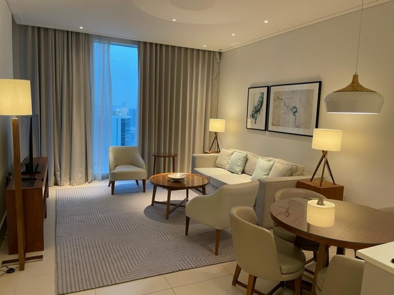 1 Bedroom Apartment For Rent in  Vida Residence Downtown,  Downtown Dubai   1