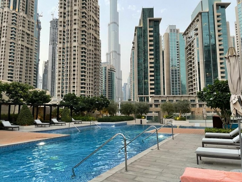 1 Bedroom Apartment For Rent in  Vida Residence Downtown,  Downtown Dubai   16