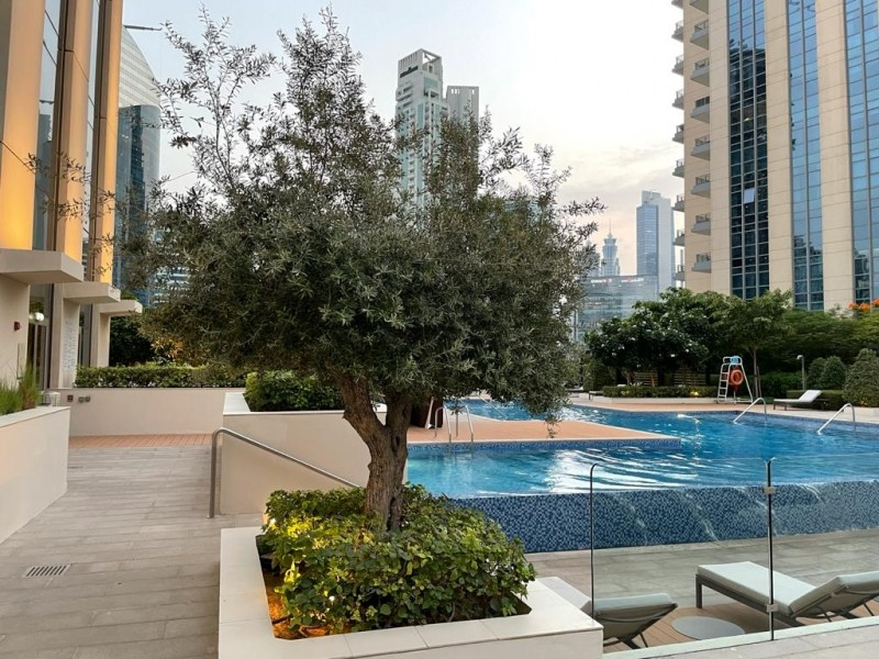 1 Bedroom Apartment For Rent in  Vida Residence Downtown,  Downtown Dubai   17