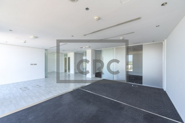 1,479 sq.ft. Office in Dubai Media City, Office Park Building for AED 236,565