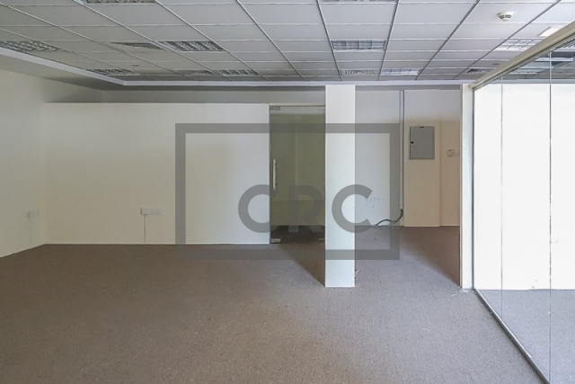 1,027 sq.ft. Office in Dubai Media City, Sidra Tower for AED 82,100