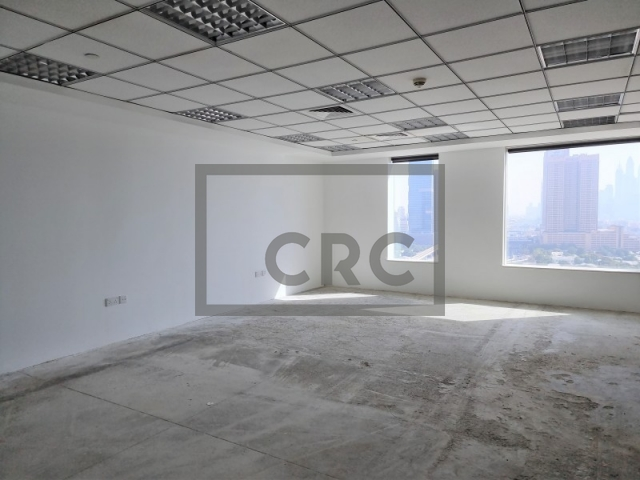 1,044 sq.ft. Office in Dubai Media City, Sidra Tower for AED 81,432